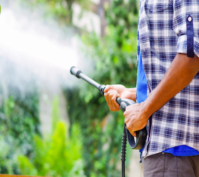 utilisation nettoyeur haute pression